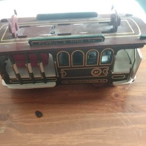 Gatco Rail Train Music Box San Francisco